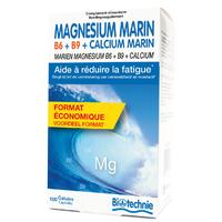 Magnésium marin et vitamine B6 - 100 capsules