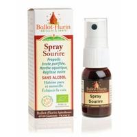 Spray Sourire sans alcool Bio - 15 ml