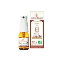 Spray Propolis 100 % (sans alcool) Bio - 15 ml