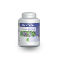 Bourrache - 100 capsules Vitamine e 500 mg