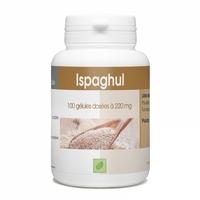Ispaghul ou Psyllium Blond - 100 gelules e 220 mg