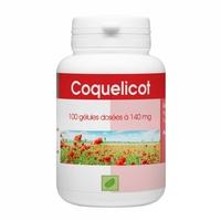 Coquelicot - 100 gelules