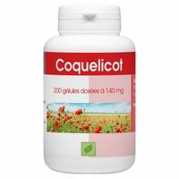 Coquelicot - 200 gelules