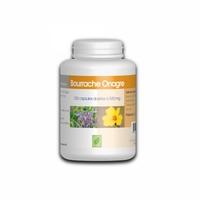 Bourrache Onagre - 100 capsules Vitamine e 500 mg