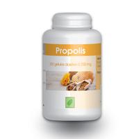 Propolis extrait pp18 250 mg 200 gelules