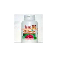 Tonic BIO 200 comprimes echinacea, ginseng rouge, gingko