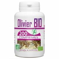 Olivier Bio - 400 mg - 200 comprimés