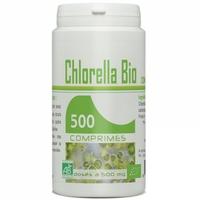 Chlorella Bio - 500 mg - 500 comprimés