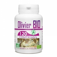 Olivier Bio - 400 mg - 120 comprimés