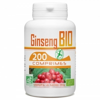 Ginseng bio 200 comprimes