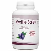 Myrtille Baies BIO - 200 gelules