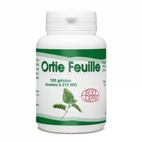 Ortie (feuille) bio 210mg - 100 gelules