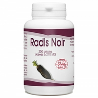 Radis Noir 270mg- 200 gelules