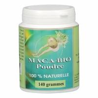 Maca bio (poudre) Pure 140g