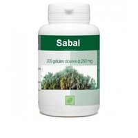 Saw Palmetto (Sabal) 200 gélules 250mg