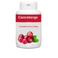 CANNEBERGE - Cranberry 200 gélules dosées à 250mg