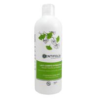 Lait corps hydratant Bio pour toute la famille Flacon 400ml