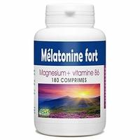 Melatonine Fort - 1.8mg - 180 comprimes