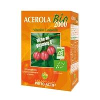 Acérola Bio 2000 - 2 x 12 comprimés