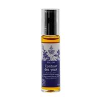 ROLL'ON CONTOUR DES YEUX 10ML BIO huiles essentielles de Cyprès, Ciste et Hélichryse enrichies d'huile de Rose Musquée.