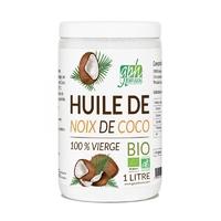 Huile Noix de Coco extra vierge Bio 1 Litre GPH