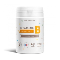 Complexe Vitamine B - 60 comprimés