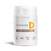 Vitamine D Chlolecalciferol 200 UI 5 µg 60 comprimes