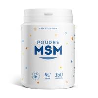 MSM en poudre - 150 grammes (150g)