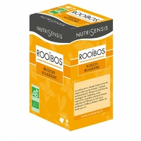 Rooïbos - Boisson rougeâtre - 20 sachets