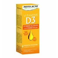 Vitamine D3 - flacon 15 ml