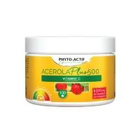 Acérola + 500 Pot familial 100 comprimes
