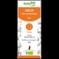 Gemmobase (Herbalgem) - Sirop des Chantres Bio - 250 ml