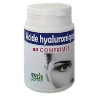 Acide hyaluronique 200mg 90 comprimés + COLLAGENE