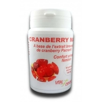 Cranberry Max 330 mg 60 gelules cranberry Pacran