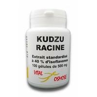 Racine de Kudzu 40% d'isoflavones 100 gelules