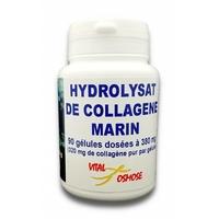 Hydrolysat de collagène marin 90 gelules
