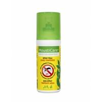 Spray Peau anti-moustiques zones tempérées - Spray 50 ml