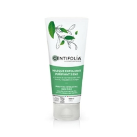 Masque exfoliant purifiant 3 en 1 bio 100ml centifolia