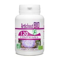 Artichaut Bio - 400 mg - 120 comprimés