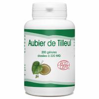 Aubier de Tilleul 220 mg 200 gelules