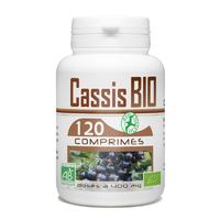 Cassis BIO 400 mg - 120 Comprimés