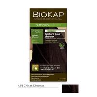 Coloration CHATAIN CHOCOLAT 4.05 Nutricolor Delicato Rapid 10 minutes 135 ml