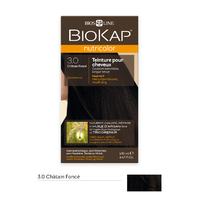 Coloration CHATAIN FONCE 3.0 Nutricolor BIOKAP 135 ml
