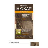 Coloration BLOND SUEDOIS 7.1 Nutricolor BIOKAP 135 ml