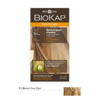Coloration BLOND TRES CLAIR 9.0 Nutricolor BIOKAP 135 ml