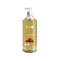 Shampooing douche CARAMEL douceur gourmande - 1000 ml 1 LITRE