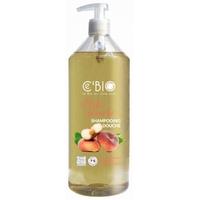 Shampooing douche pêche blanche BIO 1000 ml 1 LITRE