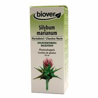 Chardon Marie - Silybum Marianum BIO - 50 ml Teinture - Extrait Plante Fraiche Bio