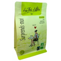Surprends-moi 100 g BIO Thé vert bio - citron – pamplemousse – oranger bigaradier