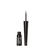 Eyeliner liquide N°1 noir 7ml Eyeliner liquide longue tenue à la pointe souple et fine